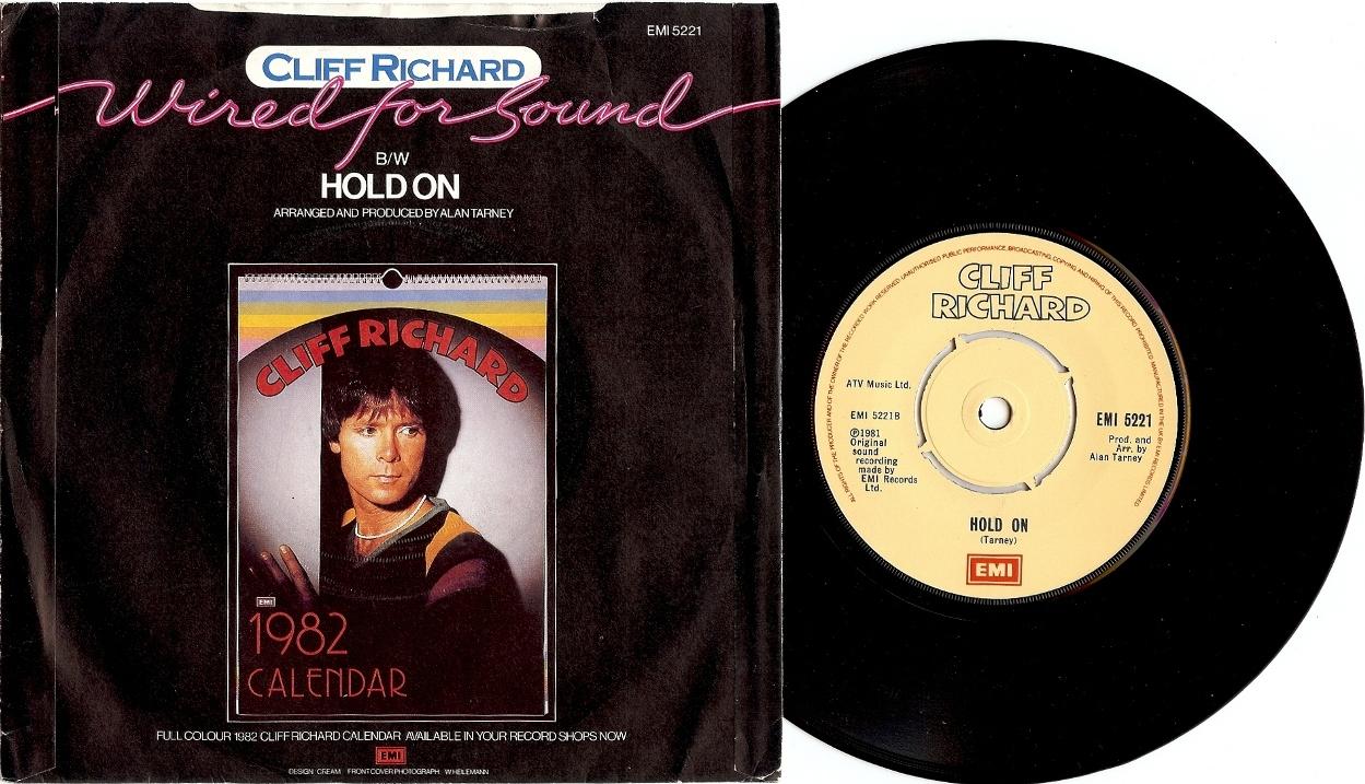 Cliff Richard - Wired for Sound Lyrics | Musixmatch
